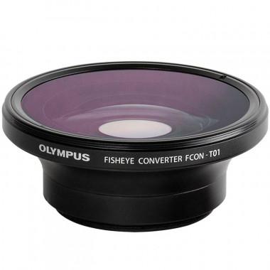 Olympus FCON-T01 Fisheye Adapter Lens