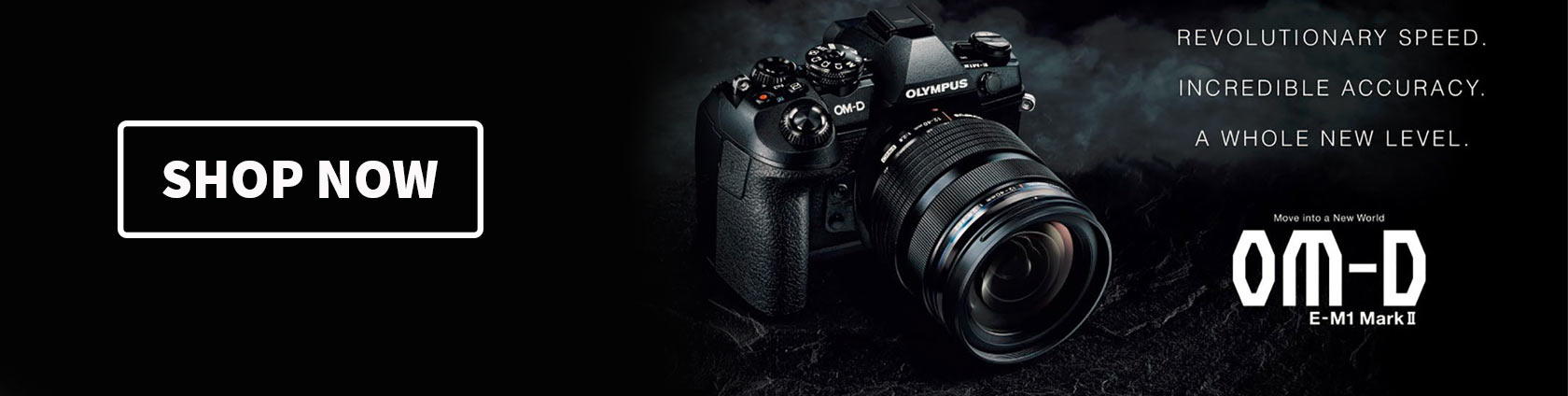 EM1 MKii Mirrorless Camera