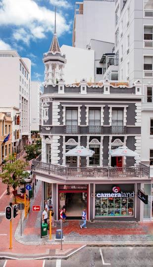 Cameraland Cape Town Store Exterior