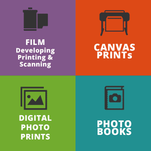 Photo Lab printing and Photobooks at Cameraland
