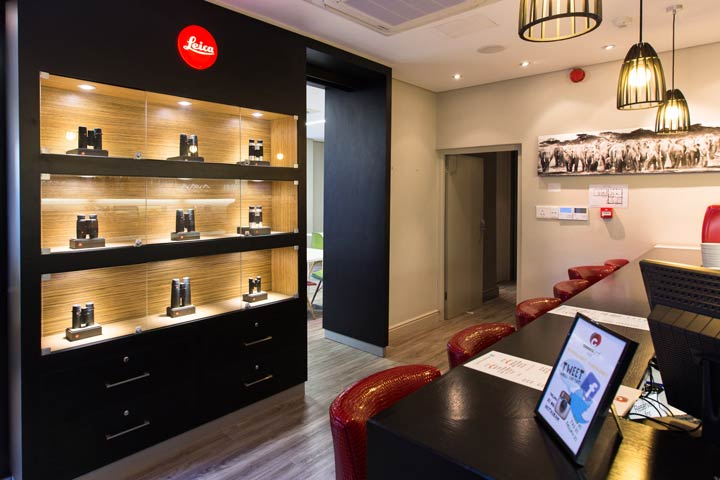 Cameraland Leica Boutique in Cape Town