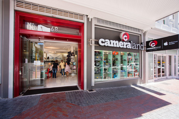Cameraland Physical Store 68 Long Street Cape Town
