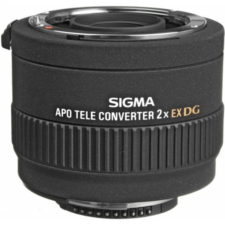 Demo: Sigma 2X Teleconverter EX APO DG for Canon