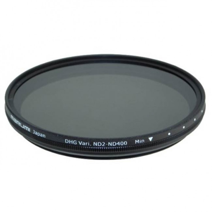 Marumi ND2-ND400 62mm DHG Variable Filter