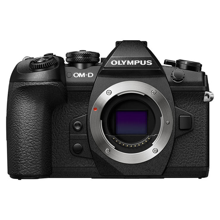 Olympus OM-D E-M1 Mark II Mirrorless Digital Camera (Body Only)