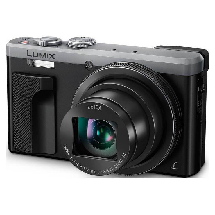 Panasonic Lumix DMC-TZ80 Digital Camera (Silver)