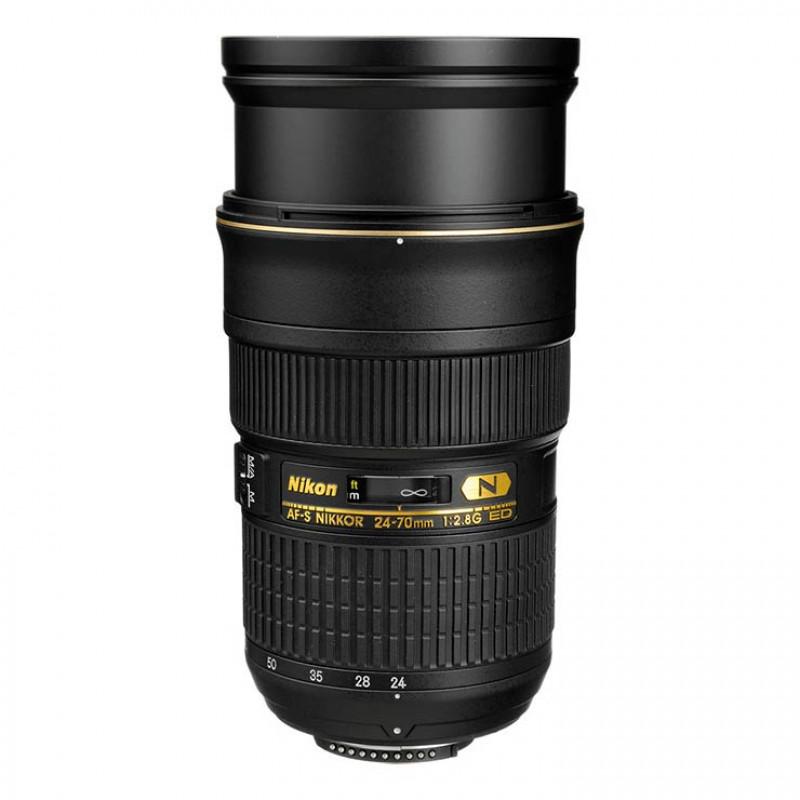 Nikon Nikkor 24-70mm F2 8 G AF-S ED Cameraland co za Cape Town