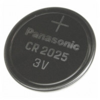 Panasonic Cr2025 3v Lithium Coin Cell Battery Cameraland