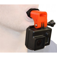 Xtreme Mouth Mount for GoPro HERO Cameras