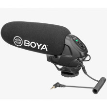 BOYA ON-CAMERA SHOTGUN MIC