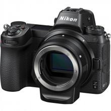 Nikon Z6 Full-Frame Mirrorless Digital Camera + FTZ Adaptor