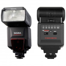 Sigma EF-610 DG ST Camera Flash for Nikon