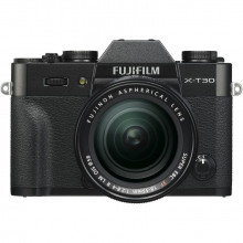 Fuji X-T30 Mirrorless with 18-55mm Lens (Black)