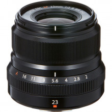 FUJI LENS XF23 F2 Weather Sealed