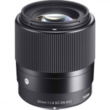 Sigma 30mm F1.4 DC DN Sony E
