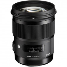 Sigma 50mm F1.4 EX DG HSM Art for Sony E-Mount