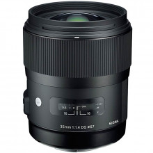Sigma 35mm f/1.4 DG HSM Art for Sony E-Mount