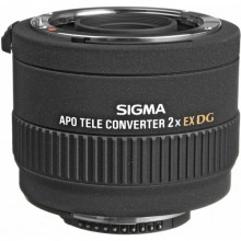 Demo: Sigma 2X Teleconverter EX APO DG for Canon