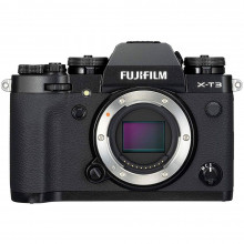 Fujifilm X-T3 Mirrorless Digital Black Body