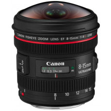 Canon EF 8-15mm F4 L USM Fisheye