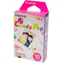 Fuji Instax Colour Film 10 Pack(Candy Pop)
