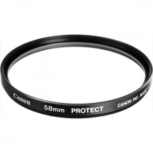 Canon 58mm Protect Lens Filter