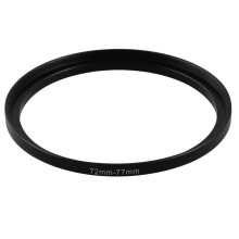 72mm - 77mm Step Up Ring