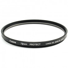 Canon 72mm Protect Lens Filter