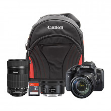 Canon EOS 750D Create Bundle