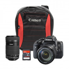 Canon EOS 750D Reach Bundle