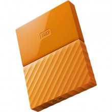 Western Digital My Passport(Orange) 1TB  Worldwide