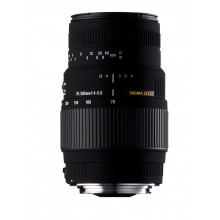 Sigma 70-300mm F4.5-5.6 DG Macro for Nikon
