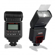 Sigma EF-610 DG Super Camera Flash for Canon