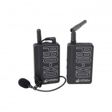 Azden PRO-XD 2.4 GHz Digital Wireless Microphone System