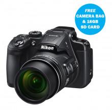 Nikon COOLPIX B700 Digital Camera with Bag & 16GB SD Card