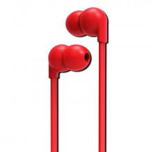 Body Glove Pop In Ear Earphones - Red