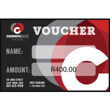 Cameraland Gift Voucher - R400