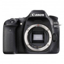 Canon EOS 80D DSLR Body Only