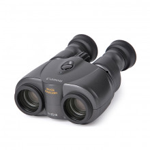 Canon 8x25 IS Binocular front view