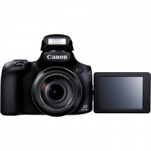Canon PowerShot SX60 HS Screen Front 2