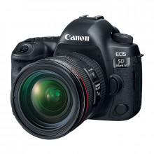 Canon EOS 5D Mk IV + 24-70mm F4 L IS USM