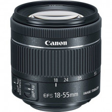 Canon EFS 18-55mm F4 IS STM Lens