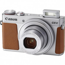 Canon PowerShot G9 X MKII Silver