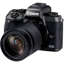 Canon EOS M5 Mirrorless with 18-150mm Lens