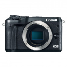 Canon EOS M6 Mirrorless Digital Camera (Body Only)