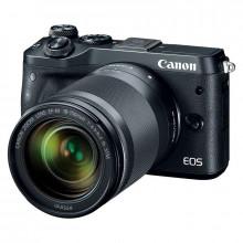 Canon EOS M6 Mirrorless Digital Camera & 18-150mm Lens