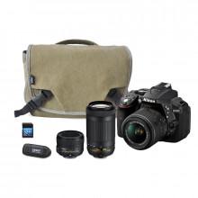 Nikon D5300 Triple Lens Kit