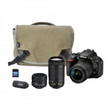 Nikon D5600 Triple Lens Kit