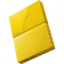 Western Digital My Passport(Yellow) 4TB  Worldwide