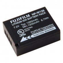 Fujifilm NP-W126 Li-Ion Battery